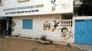 Écoles maternelles