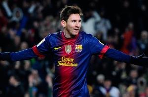 <> at Camp Nou on December 1, 2012 in Barcelona, Spain.
