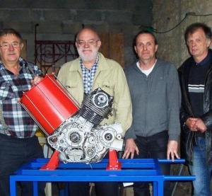 Naissance d'un prototype de moteur thermique solai
