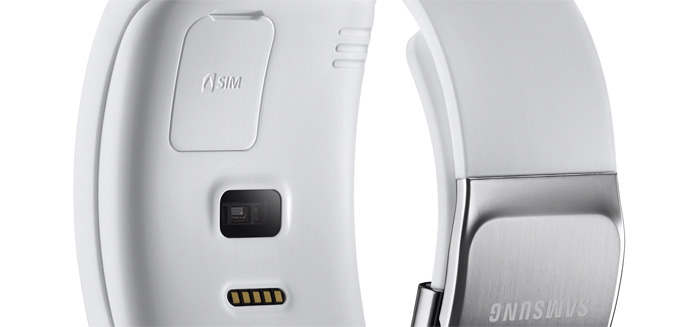 Samsung dévoile la Gear S, sa première montre-téléphone (2/2)