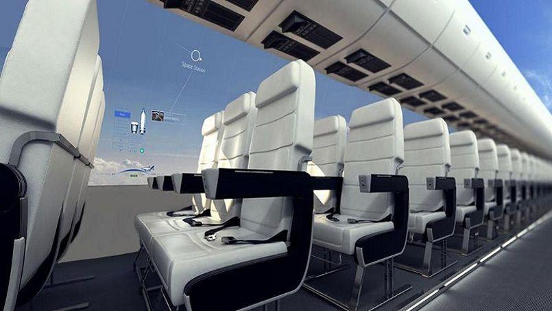 avion transparent 3